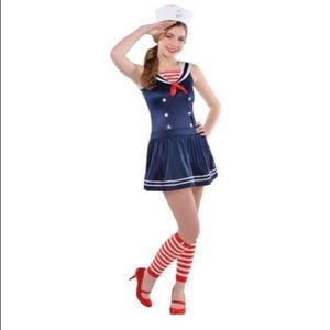 Teen Sailor Sweetie Career Costume